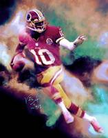 RGIII Robert Griffin III NFL Washington Redskins A
