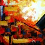 Cross of Fire by Kris Courtney