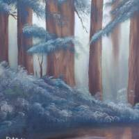 Deep Forest Art Prints & Posters by Patrick Mayne