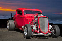 1934 Ford 'Bad Attitude' Coupe