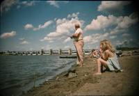 Fishing in the 50's, Dee Oberle