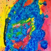 Butterfly_Effect Art Prints & Posters by Teresa Myat Berg