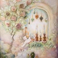 """""""Loyal Doves"""" by MuchnikArts"""