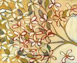 Dogwood Branch by Jennifer Lommers