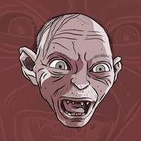 Gollum - Brown