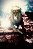 Behold The Lion Of The Tribe Of Judah