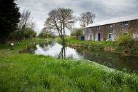 Grand Canal at Miltown, Co Kildare