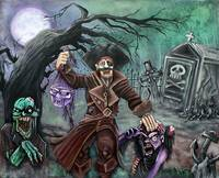 Pirate's Graveyard