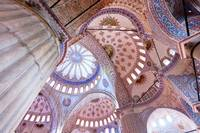 Blue Mosque detail