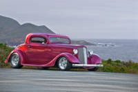 1934 Chevrolet 'Three Window' Coupe