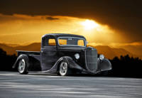 1935 Ford 'Hot Rod' Pick-Up
