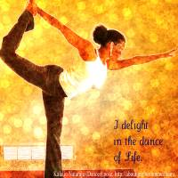 Dancer with Life Art Prints & Posters by Kalavati Viv Williams