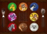 Zoo Placemat (lamination recommended)