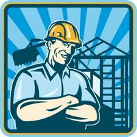 Construction Engineer Foreman Worker