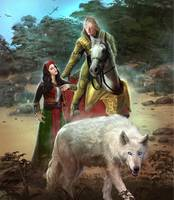 The White Wolf Prophecy Lovers