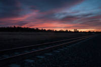 Rails into the Sunrise