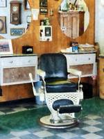 Barber Shop One Chair