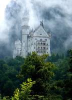 Misty Castle by Carol Groenen