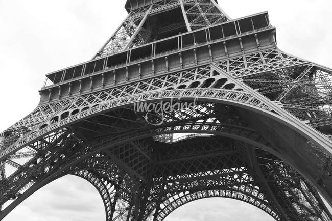 Ornate Eiffel Tower