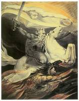 Death on a Pale Horse (c. 1800)