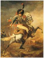 Officer of the Hussars (1814)