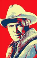 James Stewart in The Far Country