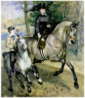 Horsewoman in the Bois de Boulogne (1873)