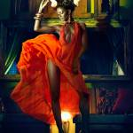 """Soowan in Red"" by lauraferreira"