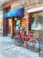 Hoboken NJ - Bicycle by Post Office