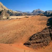 Wadi Rum Art Prints & Posters by Efim Chernov