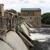 Barton Dam 2 Art Prints & Posters by Robert Hess