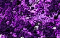 Violet Abstract 3