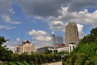 Downtown Raleigh, North Carolina I