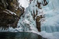 Upper Falls, Johnston Canyon