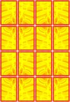 Segmented Yellow