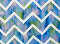 Chevron abstract