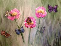 Botanical Butterflies