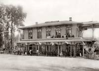 PIedmont Springs Hotel c1890 by WorldWide Archive