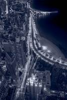 Lake Shore Drive Aloft Cool BW