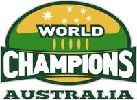 rugby ball world champions australia