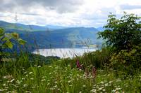 Mountain Lake Viewpoint by Carol Groenen