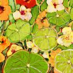 Plein Air Garden Series, No 10c by Jennifer Lommers