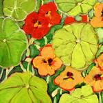 Plein Air Garden Series, No 10b by Jennifer Lommers