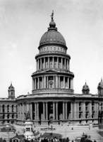 City Hall ante 1906, San Francisco by WorldWide Archive