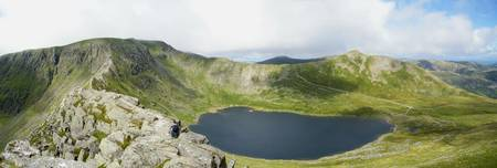 Striding Edge & Red Tarn