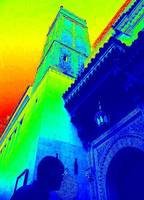 Minaret Heat Map