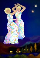 SISTER DANCE / RITA WHALEY by Rita Whaley