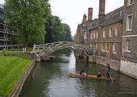Newton's Mathematical Bridge