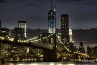 Brooklyn Bridge & WTC