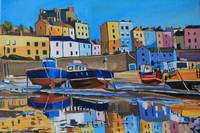 Tenby Reflection
